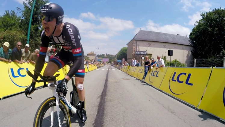 GoPro Rides Into Tour de France