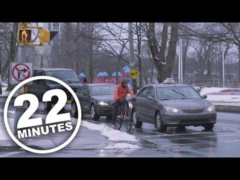 Hinterland Who's Who – Winter Cyclist