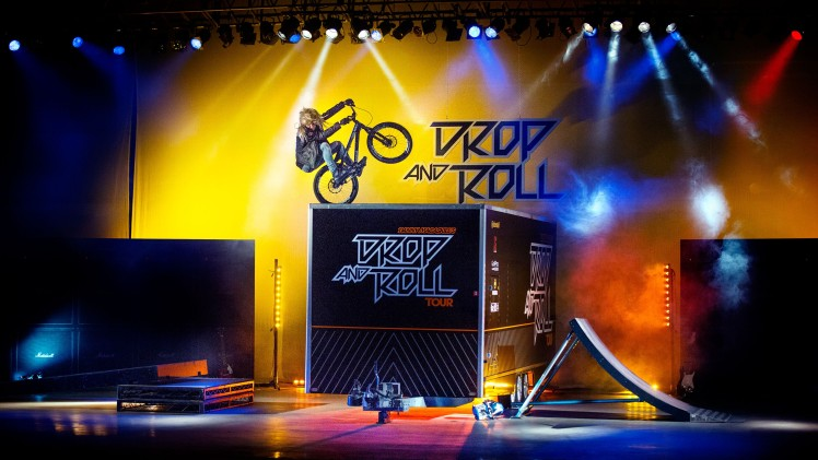 This is Drop and Roll