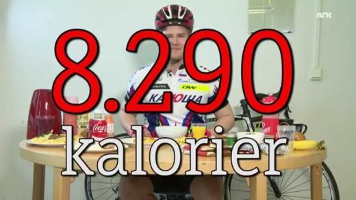 Tour de France diet
