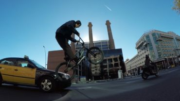 Barcelona Street BMX