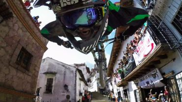 Taxco Backflip with Chris Van Dine