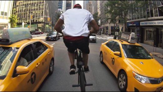 NIGEL SYLVESTER – GO!   New York City