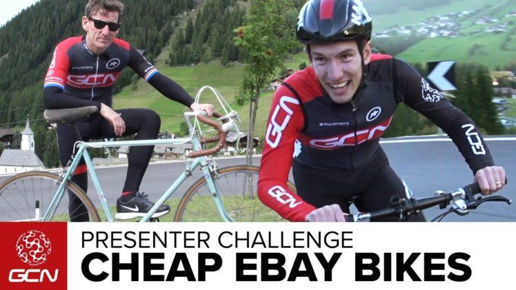 Cheap eBay Bikes – Which Is Best? | The GCN Challenge