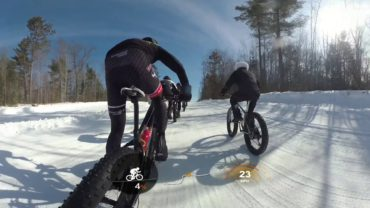 Fat Bike Birkie 2018 – Cole House Finish