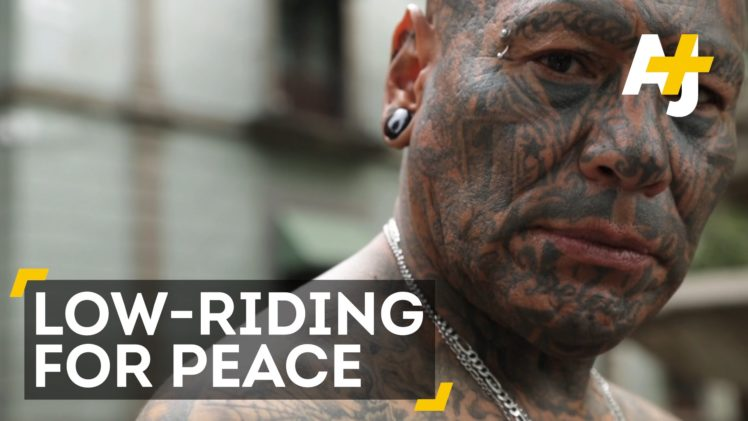 Ex-Gang Members Bond Over Biking