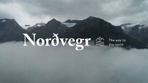 Norðvegr: The Way to the North