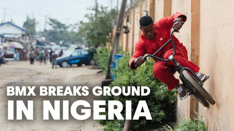 Meet The First Generation of BMX In Nigeria