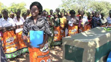 Transaid Bicycle Ambulance Project Zambia