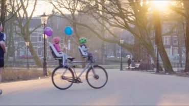 Introducing the self-driving bicycle in the Netherlands