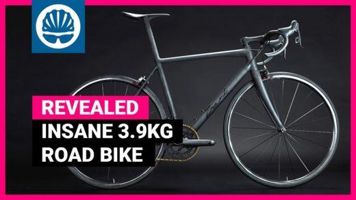 3.9kg Berk Road Bike