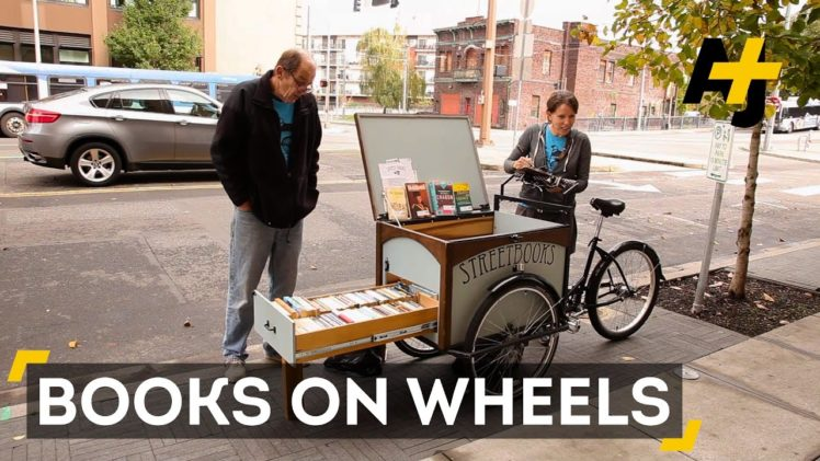 A Library For Portland's Homeless People