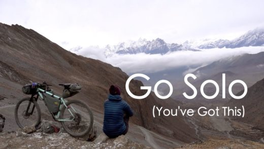 Go Solo – You've Got This (Bikepacking Nepal)